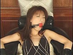 「憧れの女」を精液便器に 無修正画像24