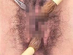 「憧れの女」を精液便器に 無修正画像27
