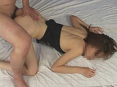「憧れの女」を精液便器に 無修正画像54