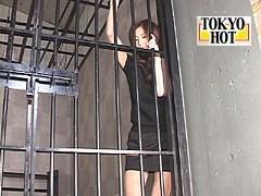高飛車モデル・監禁汁懲罰 無修正画像15