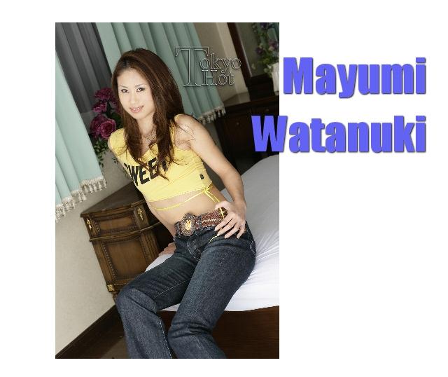 綿貫真弓 Mayumi Watanuki