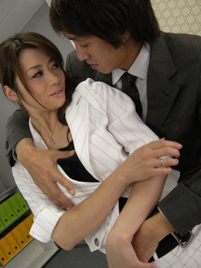 ぶっかけ熟女 Vol.3 : 北条麻妃 無修正画像09