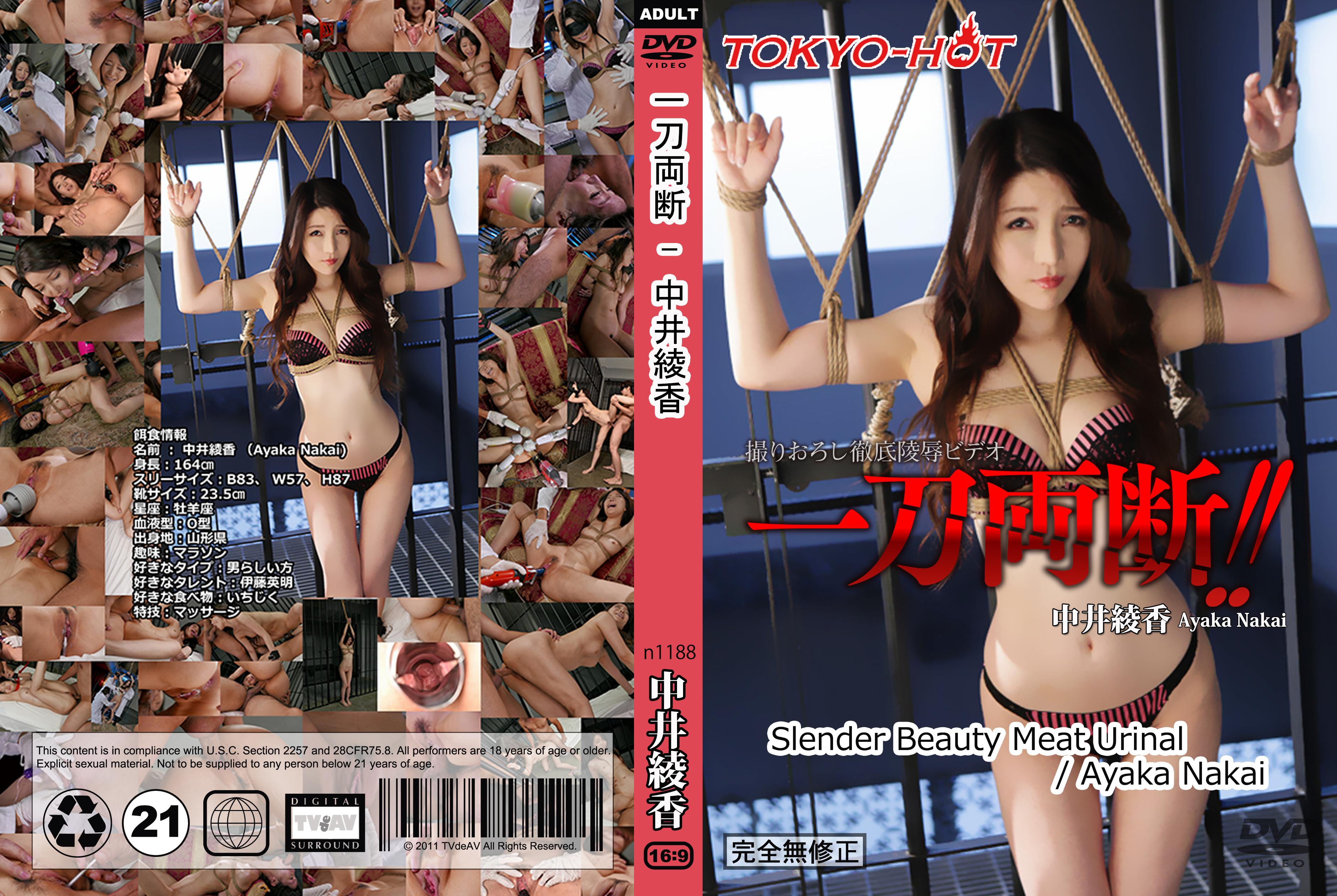 Slender Beauty Meat Urinal  Ayaka Nakai