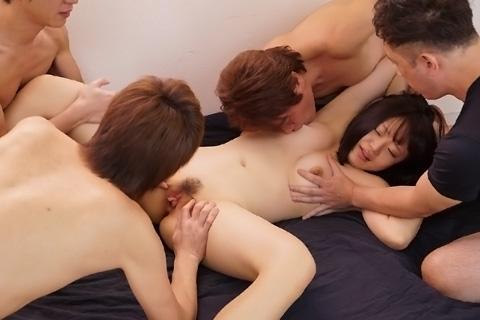 鬼逝 - 桜井茉莉 無修正画像02