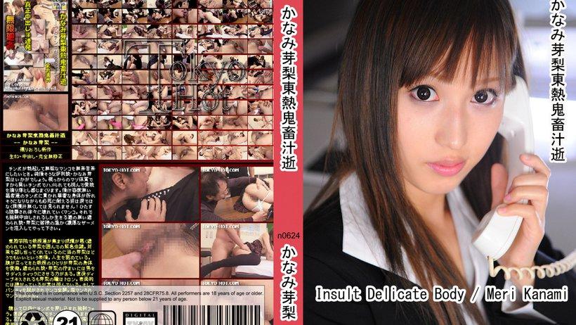 Tokyo Hot n0624 watch jav online Insult Delicate Body