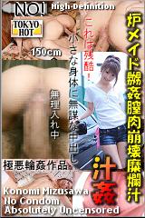 Image Tokyo-Hot N0450 Housemaid's Knowledge