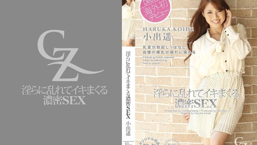 Tokyo Hot CZ013 淫らに乱れてイキまくる濃密SEX