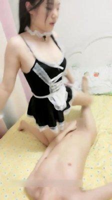 メチャかわメイドコスの素人アジアン娘_お人形さんのように可愛いアジアン女の子とのスマホ個撮★これぞリア充ハメ撮り!_東京熱_tokyohot_安全_入会_10