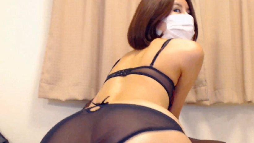 Tokyo Hot hameya002 スタイル抜群で生足が綺麗すぎる超美女のオナニー