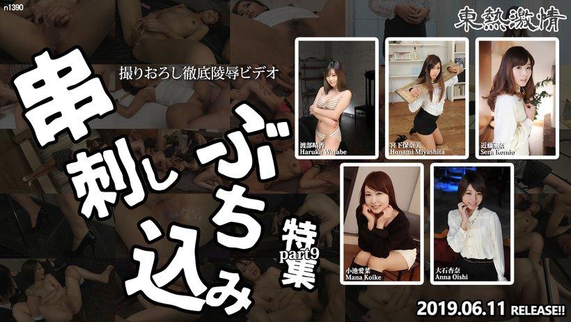 東熱激情 串刺しぶち込み特集 part9:東京熱(Tokyo-Hot)